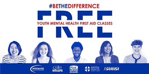 YOUTH Mental Health First Aid: September 18, 2020 at ISK