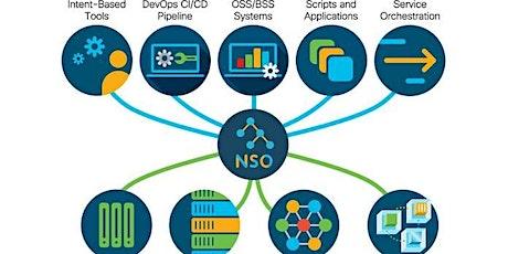 Cisco DevNet Meetup - Network Service Orchestrator (NSO) tickets