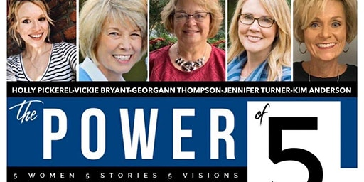 The Power of Five: A Night of Inspiring Stories