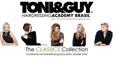 The CLASSICS Collection Fundamental Hairdressing Education Model One ingressos