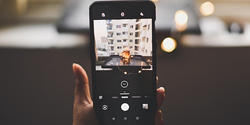 Smartphone photography workshop -  the culture of women in images