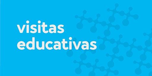 Visita educativa: Conectados. Una mirada a la tecnología que nos acerca 10:00 - 11:00
