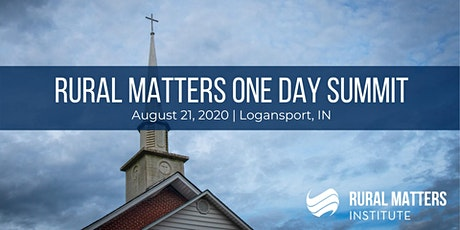 Rural Matters One-Day Summit - Logansport, IN tickets