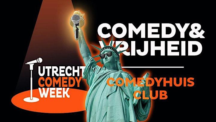 Afbeelding van Utrecht Comedy Week: Eindshow Improvcursus