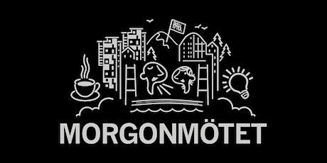 Morgonmötet - Digitalisering och Artificiell Intelligens tickets