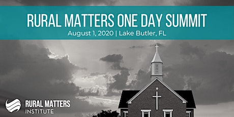 Rural Matters One-Day Summit - Lake Butler, FL tickets