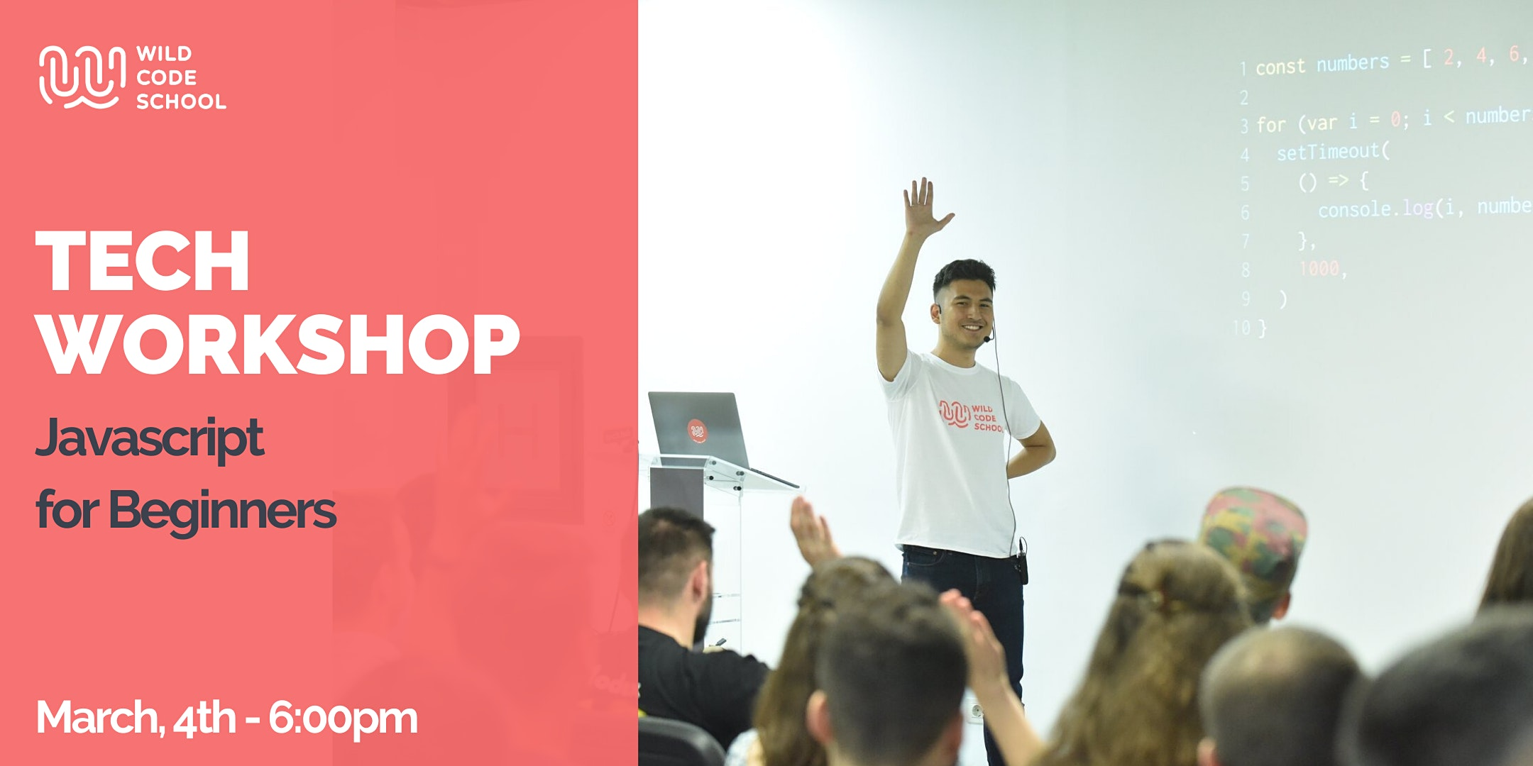 Tech Workshop - Introduction to Javascript