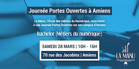 Journée Portes Ouvertes | Bachelor Métiers du Numérique billets