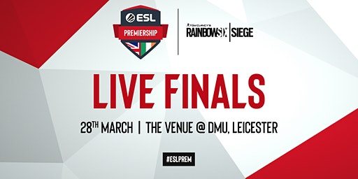 ESL Rainbow Six Siege Premiership Spring Finals
