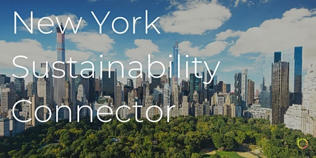 New York Sustainability Connector tickets