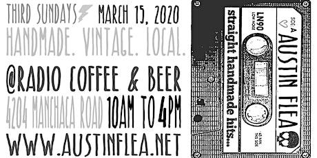 Radio Coffee & Flea tickets