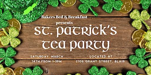St. Patrick's Tea Party