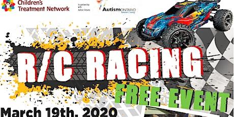 R/C Racing (Hand Racing) - March Break - AO Simcoe Chapter & CTN tickets