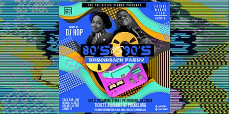 80's vs. 90's Throwback Party tickets