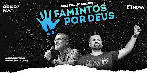 FAMINTOS POR DEUS - RIO DE JANEIRO