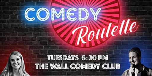 Comedy Roulette #3 - English Open Mic