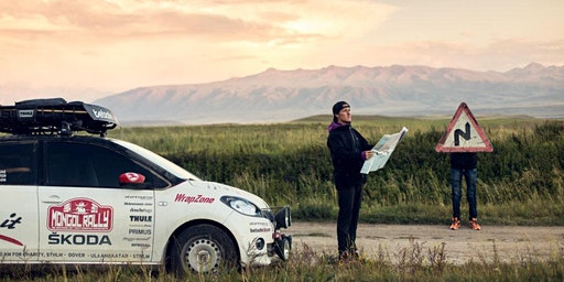 Mongol Rally 2020 Routebeers - Calgary