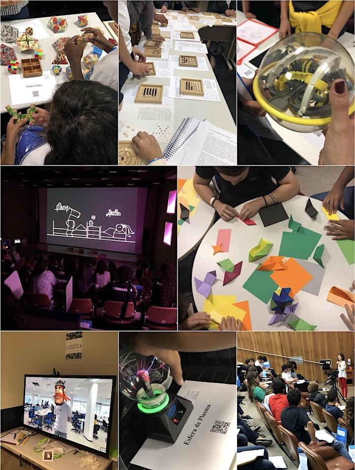 Imagem do evento IMPA Portas Abertas -  1 e 2 de Abril de 2020