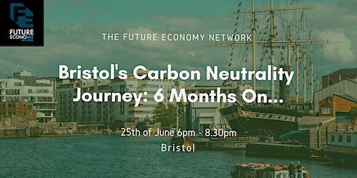 Bristol's Carbon Neutrality Journey: 6 Months On...