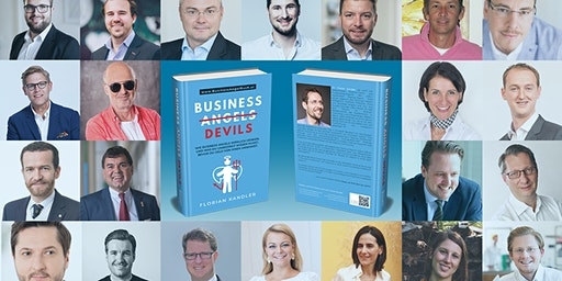 Launch Event: BusinessAngelBuch u. Business-Angel-Podium + Q&A (Graz)