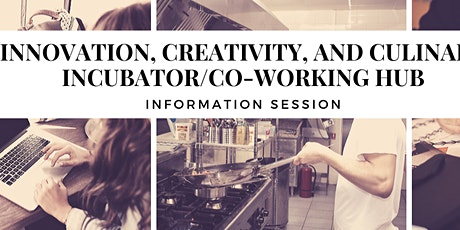 Port Colborne Incubator/Co-Working Hub  Information Session and Workshop tickets