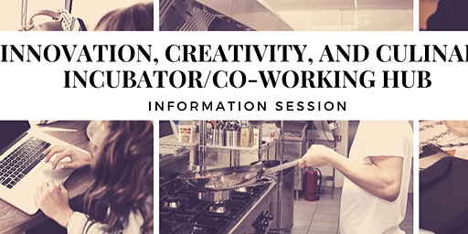 Port Colborne Incubator/Co-Working Hub  Information Session and Workshop
