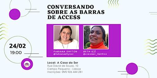 Conversando sobre as Barras de Access®