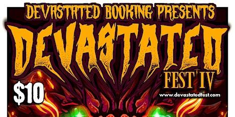 DevastatedFest IV tickets