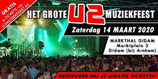 Het Grote U2 Muziekfeest
