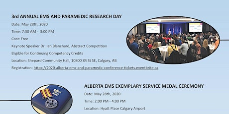 3rd Annual EMS & Paramedic Research Day tickets