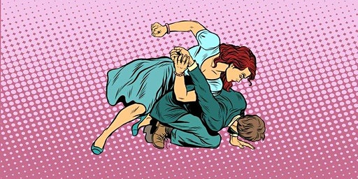 GIRLPOWER - Self defence class for students