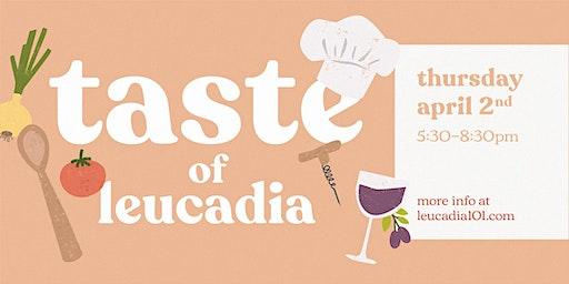 Taste of Leucadia 2020