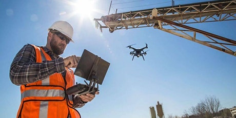Drones: Het werk, het toestel en de opleiding. Masterclass, Netwerkevent tickets