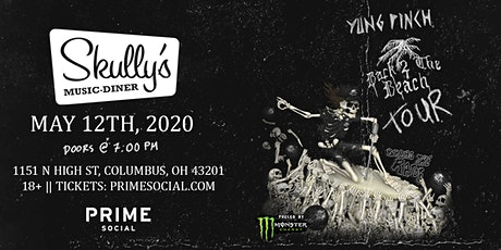 Yung Pinch: Back to the Beach Tour @ Skully's tickets