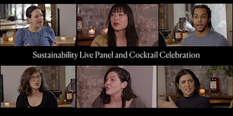 'More Taste, Less Waste': Sustainability Live Panel & Cocktail Celebration tickets