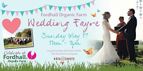 Fordhall Farm Wedding Fayre tickets