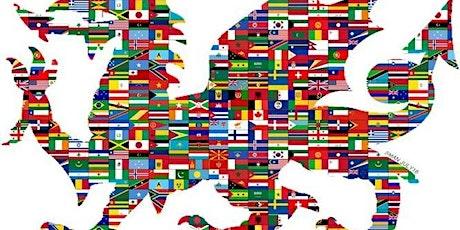 International Staff Network Social tickets