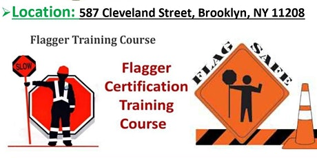 4HR -Flagger Safety Training - National Safety Council/ ATSSA tickets