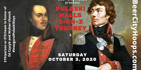 GR3G Hoops: Pulaski Halls 3-on-3 Tournament tickets
