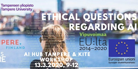 AI Hub Tampere & KITE Workshop: Ethical AI tickets