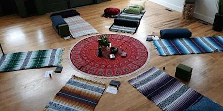 Renew | Restore - Restorative Yoga with Reiki  - April 19 tickets