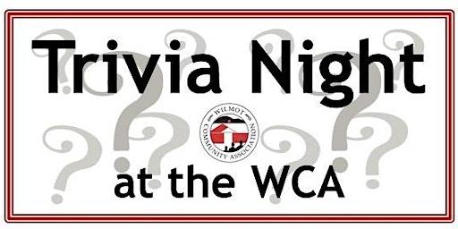 Trivia Night at the WCA