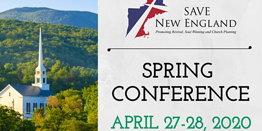 2020 Spring SAVE NEW ENGLAND Church Planting Conference