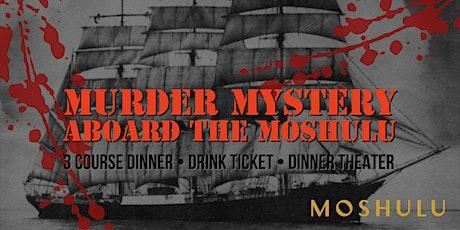 Murder Mystery Dinner Theater (Sherlock Holmes) tickets