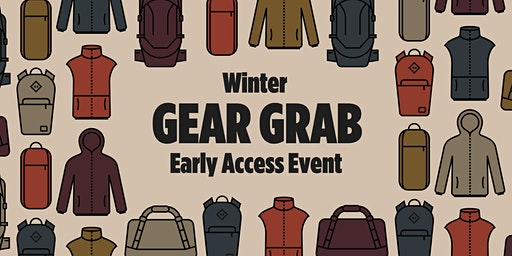 Cotopaxi Gear Grab Early Access