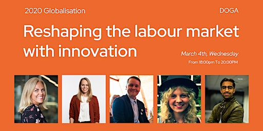 DGF2020//Reshaping the labour market with innovation