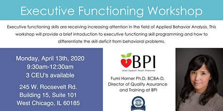 Executive Functioning Workshop tickets
