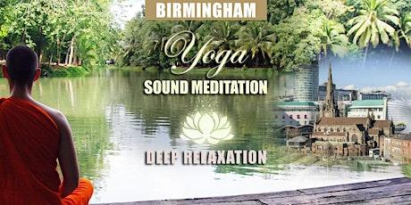 Free 1st-time Mantra Meditation class in Birmingham tickets