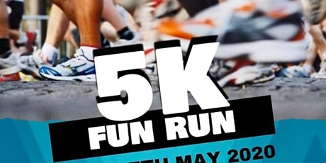 5K Fun Run for Hope Spring tickets