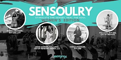 Sensoulry (Women's Edition) tickets